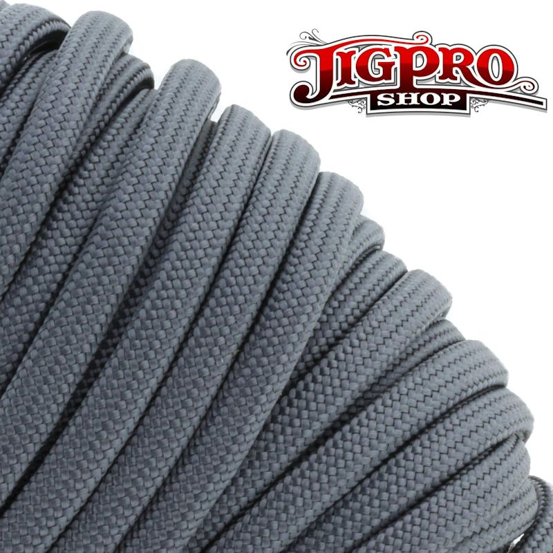 Graphite 550# Type III Paracord 100' S23