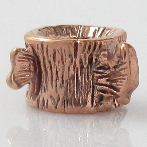 Spine Spacer Bead in Copper by Covenant Everyday Gear