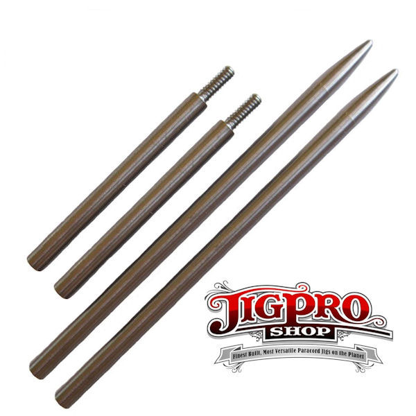 "3 1/2"" with 1 3/4"" Extension Type II Stainless Steel Stitching Needles"