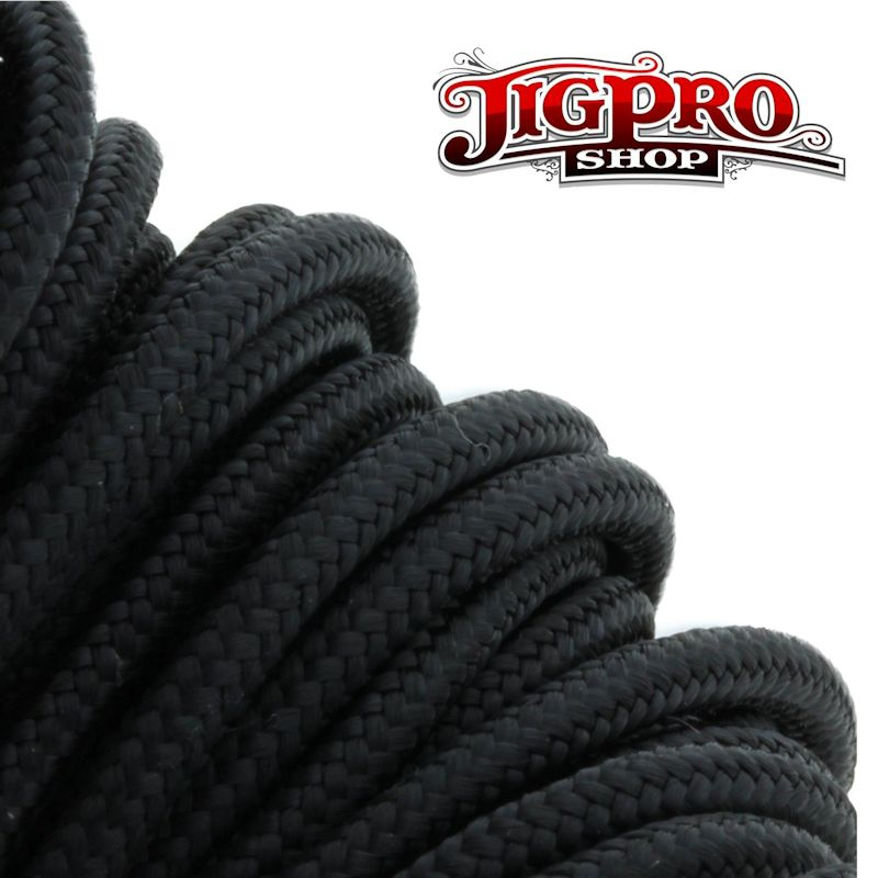 "Black 275# Tactical Cord 3/32"" x 100' TS01"