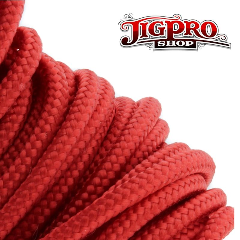 "Red 275# Tactical Cord 3/32"" x 100\' TS03"