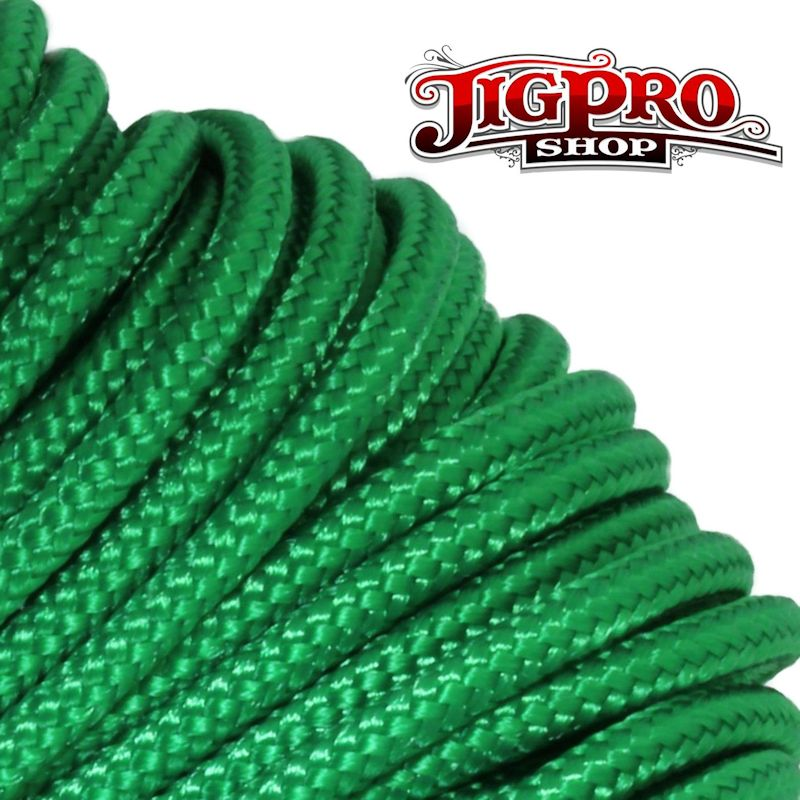 "Green 275# Tactical Cord 3/32"" x 100' TS06"