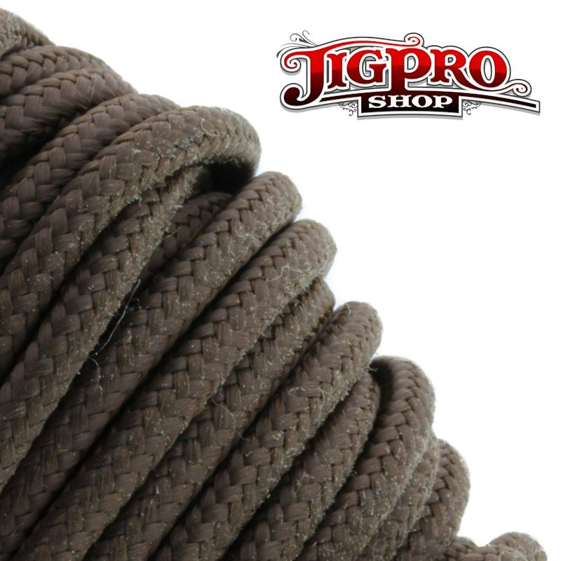 "Brown 275# Tactical Cord 3/32"" x 100' TS07"