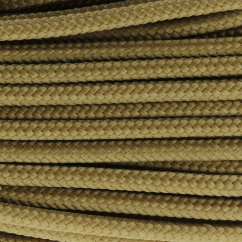 "Tan 275# Tactical Cord 3/32"" x 100' TS10"