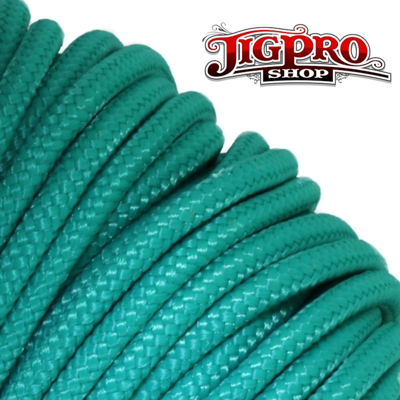 "Teal 275# Tactical Cord 3/32"" x 100' TS11"