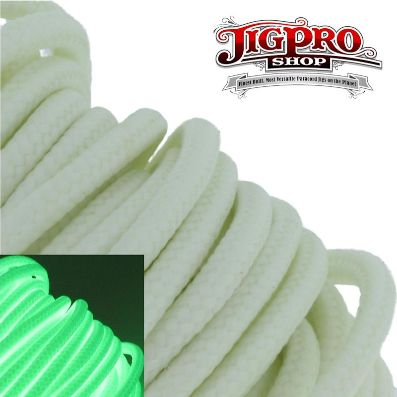"275# Tactical Cord Glow-In-The-Dark 3/32"" x 100\'"