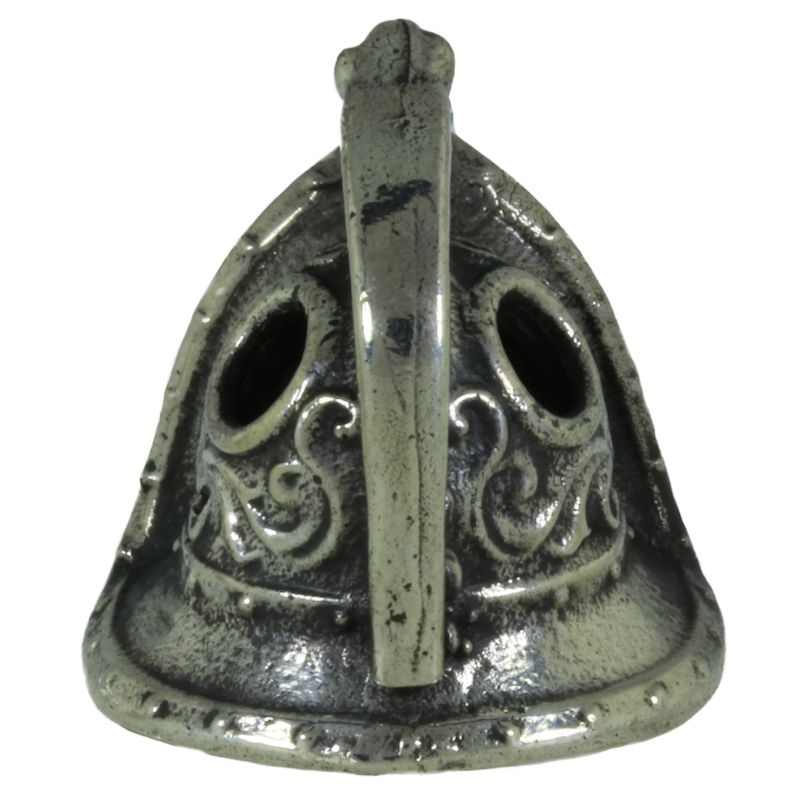 Thracian Gladiator Helmet in Nickel Silver By Alloy Army of Eurasia