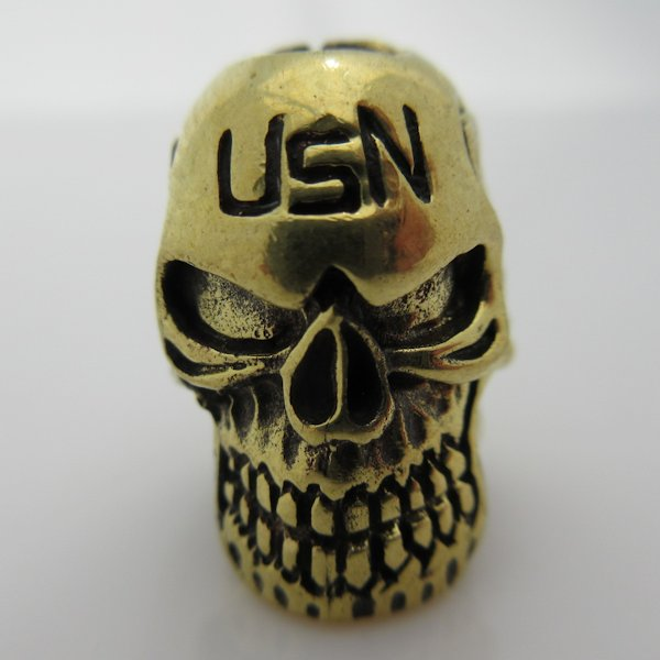 USN in Brass by Santi-Se