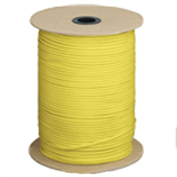 Yellow 550# Type III Paracord 1000' Spool SS04
