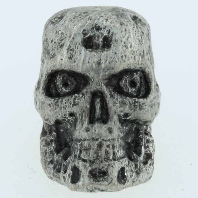 t800 Bead in Pewter by Marco Magallona