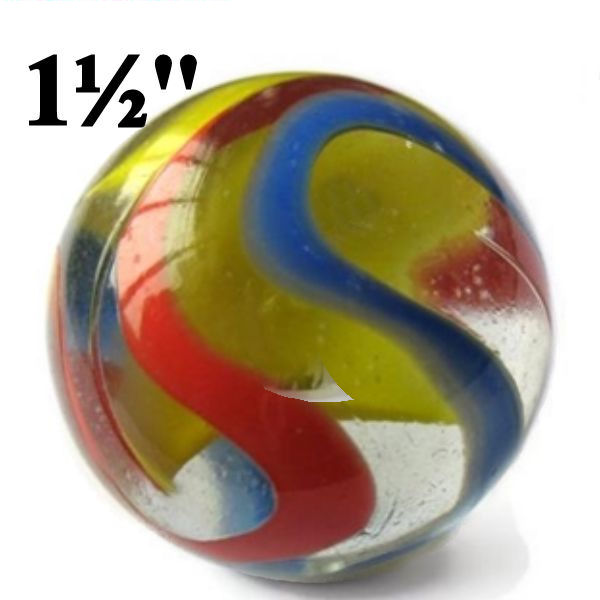 "1 1/2"" Glass Marble"