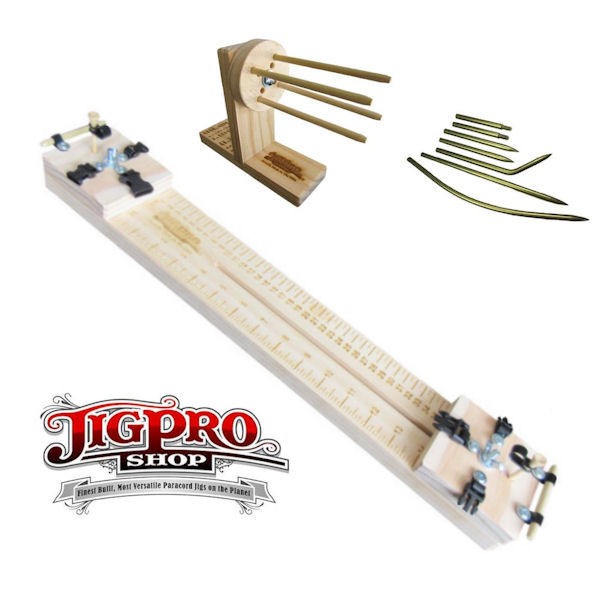 "Jig Pro Shop 14"" Professional Jig Kit"