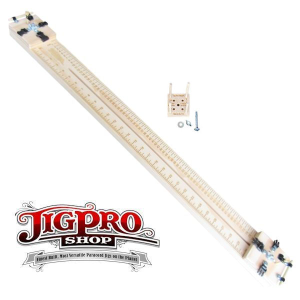 "Jig Pro Shop 30"" Professional Jig With Multi-Monkey Fist Jig"
