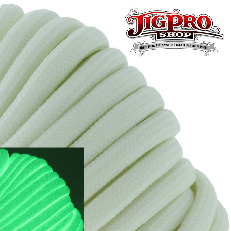 550# Paracord Glow-In-The-Dark 100'