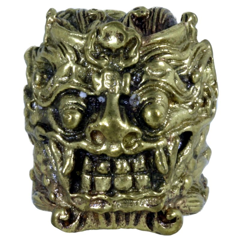 Barong (Balinese) in Brass by Covenant Everyday Gear
