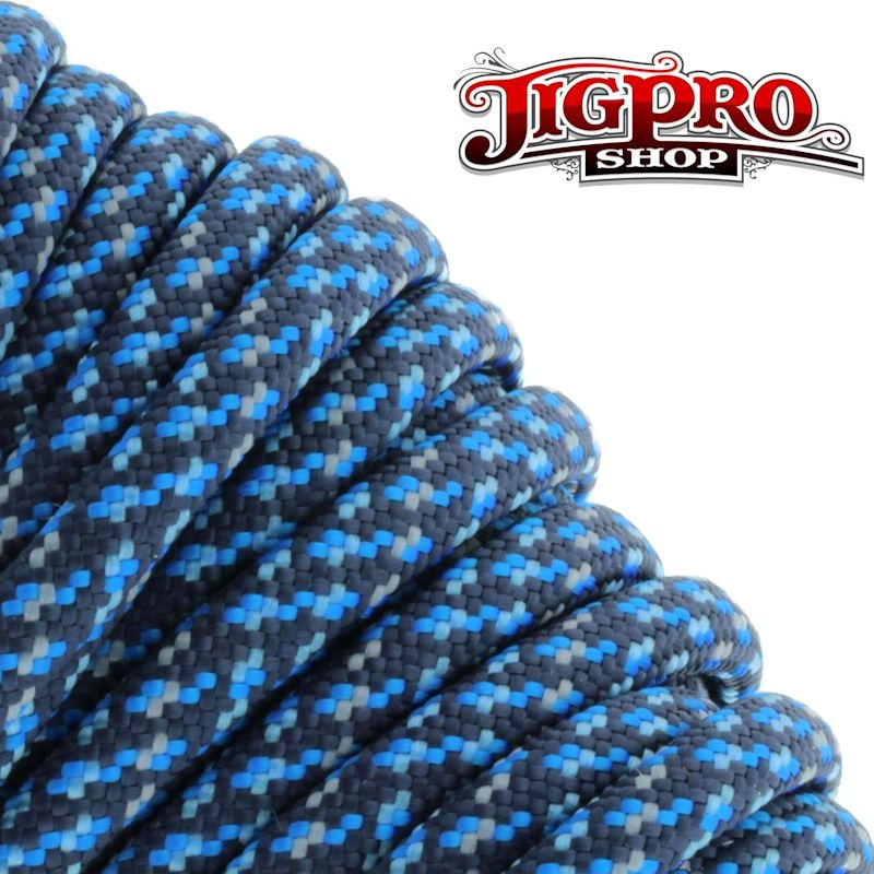 Blue Spec 550# Type III Paracord 100' P13