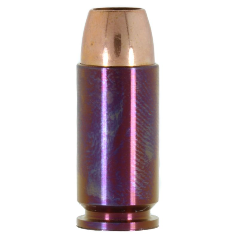 Bullet Bead In Titanium (Bronze) By RNG Products