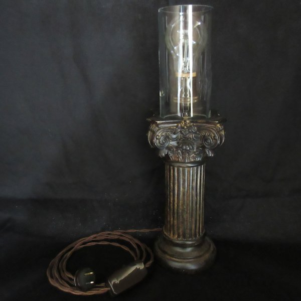 Custom Edison Lamp #3