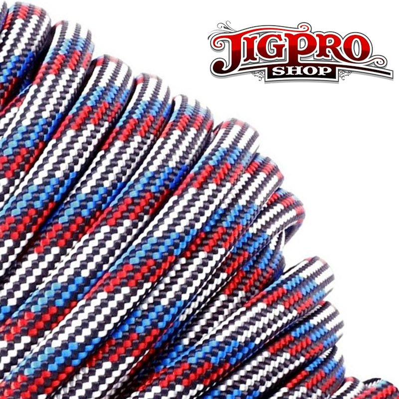 Captain America 550# Type III Paracord 100'