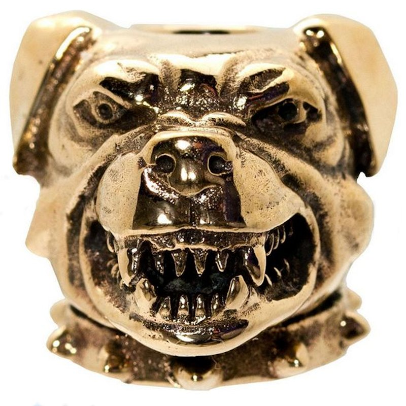 Cerberus in Bronze by GD Skulls
