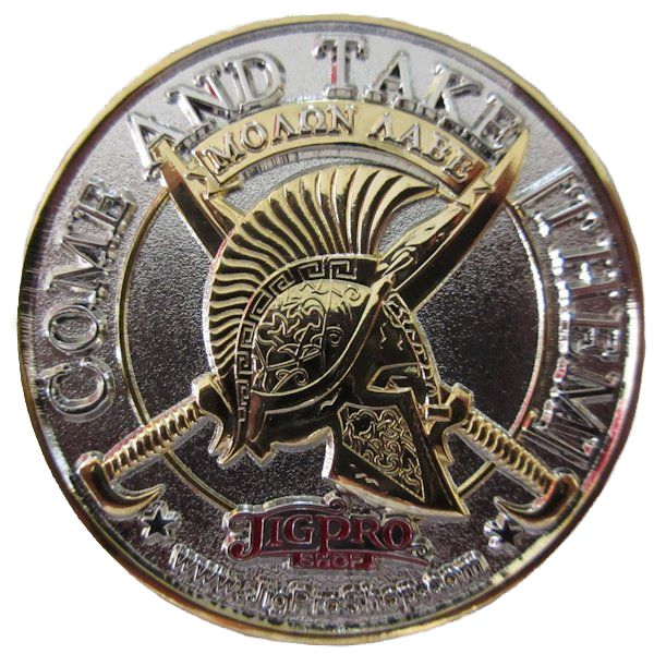 American Patriot Challenge Coin
