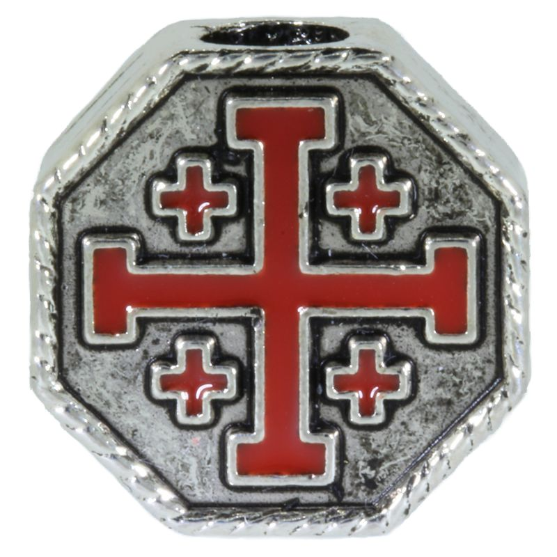 Crusader's Cross Bead by Spartan