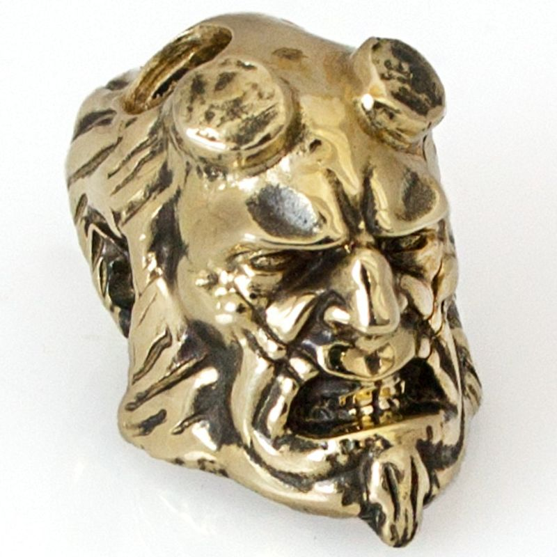 Hellboy in Brass By Castings Pride