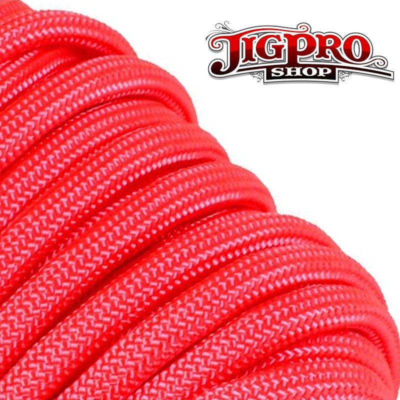 Hot Pink 550# Type III Paracord 100' S20
