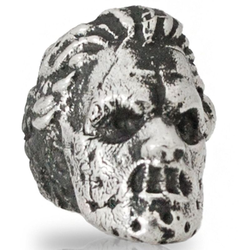 Jason in Nickel Silver By Comrade Kogut