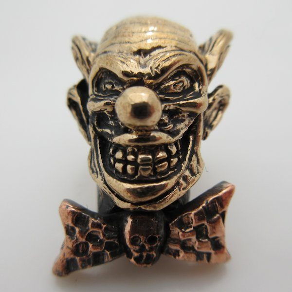 Killer Clown in Brass & Copper by Lion ARMory