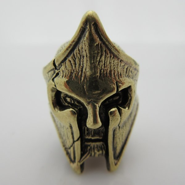 King Leonidas in Brass by Lion ARMory