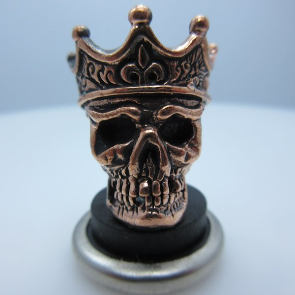 King Of The Dead in Copper by Lion ARMory