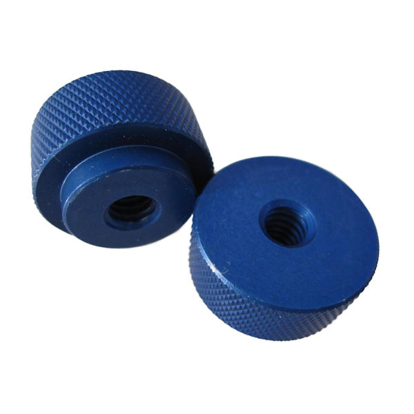 Knurled Thumb Nuts [2 Pack]