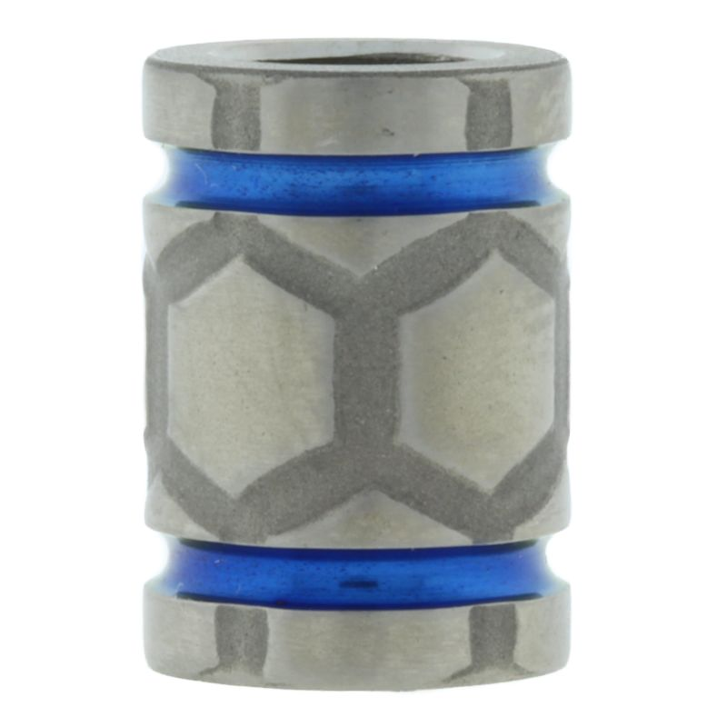 "Krypton ""A"" Bead in Titanium By Afet"