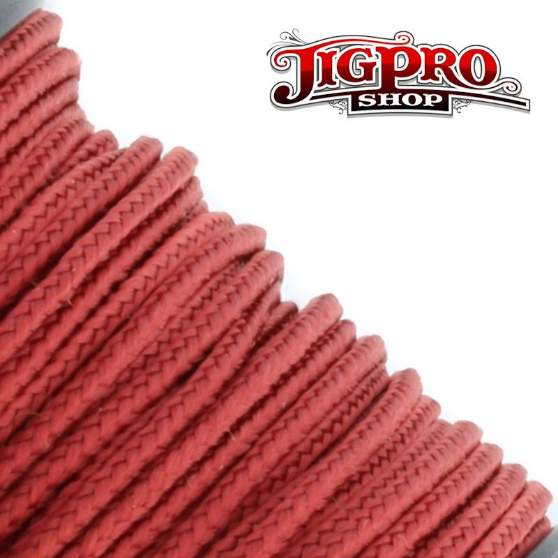 Red Micro Cord 1.18mm x 125' MS03