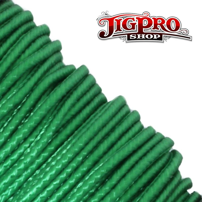 Green Micro Cord 1.18mm x 125' MS06