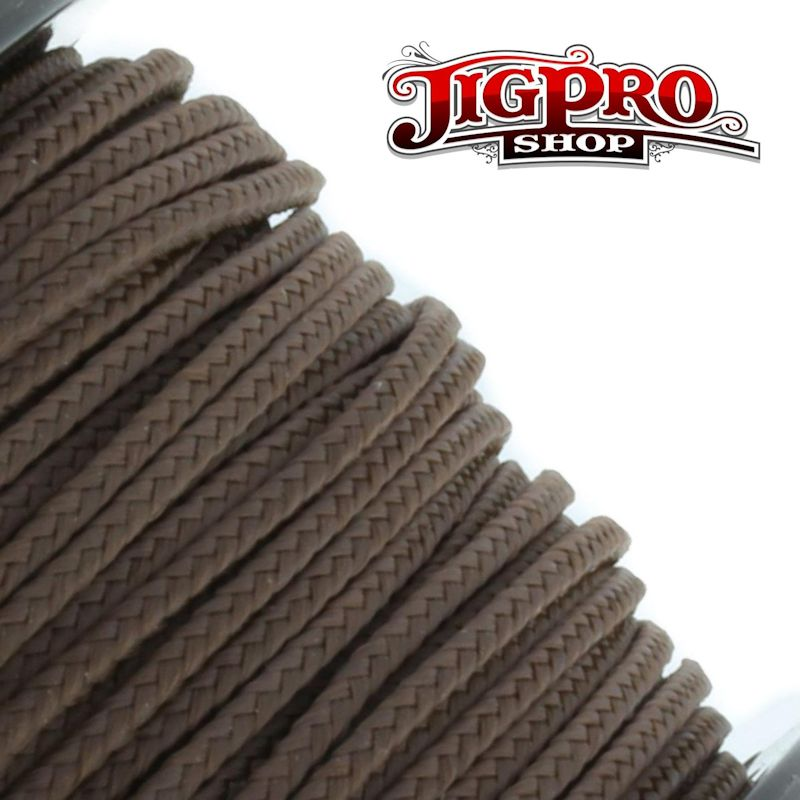 Brown Micro Cord 1.18mm x 125' MS07