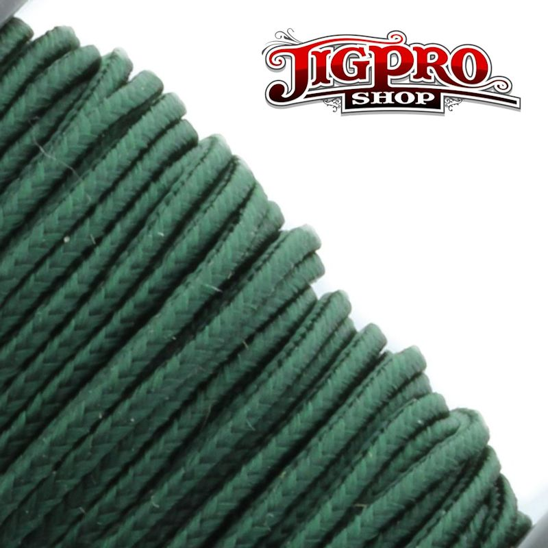 Hunter Green Micro Cord 1.18mm x 125' MS15