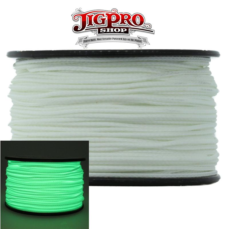 Micro Cord Glow-In-The-Dark 1.18mm x 125'