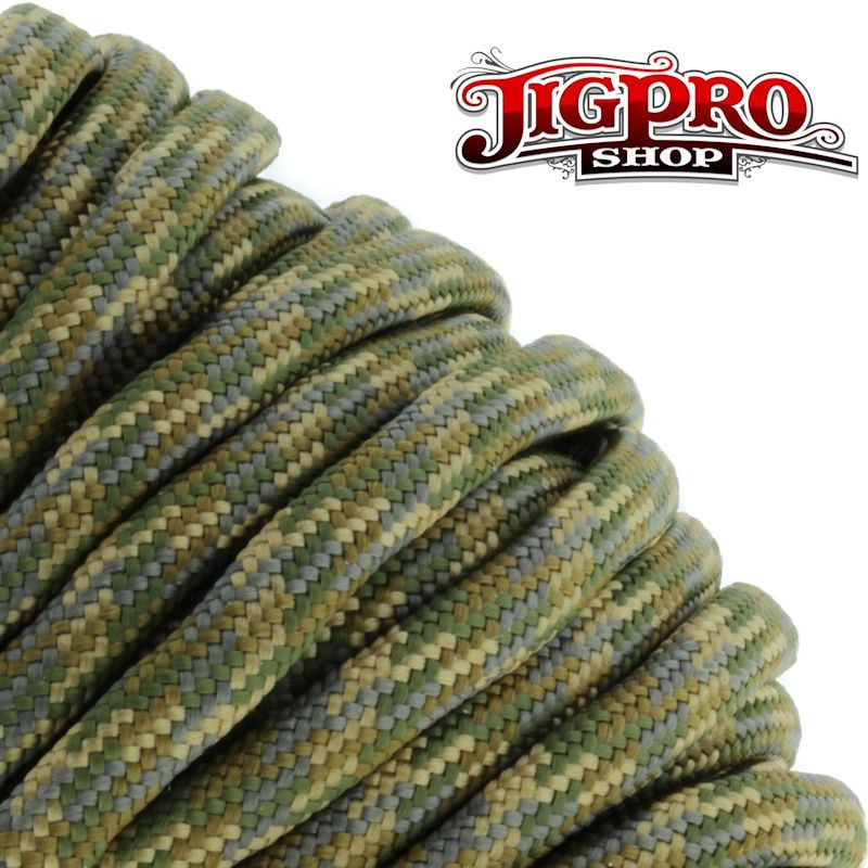 Multi-Cam 550# Type III Paracord 100' C19