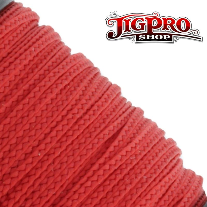 Red Nano Cord 0.75mm x 300' NS03