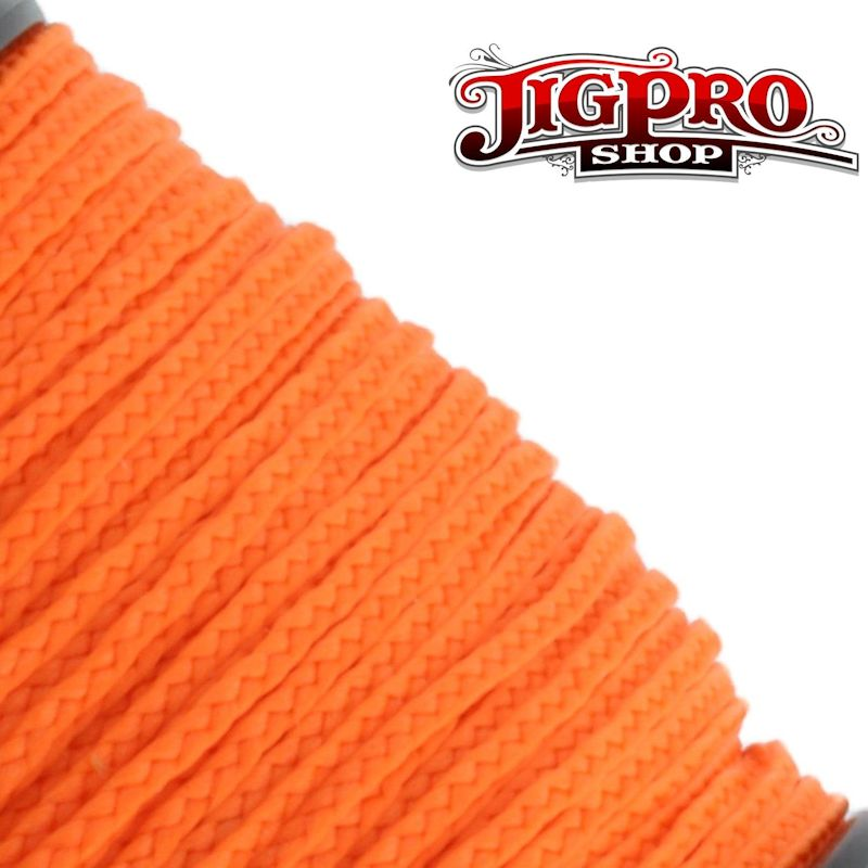 Neon Orange Nano Cord 0.75mm x 300' NS17