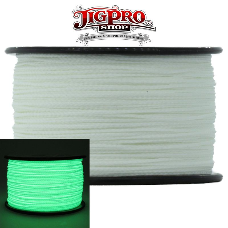 Nano Cord Glow-In-The Dark 0.75mm x 300'