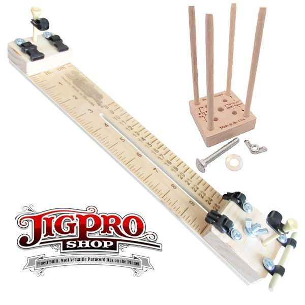 "Jig Pro Shop 10"" Pocket Pro Jig With Multi-Monkey Fist Jig"