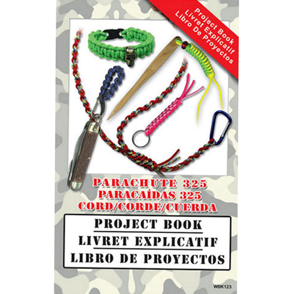 325# Paracord Project Booklet