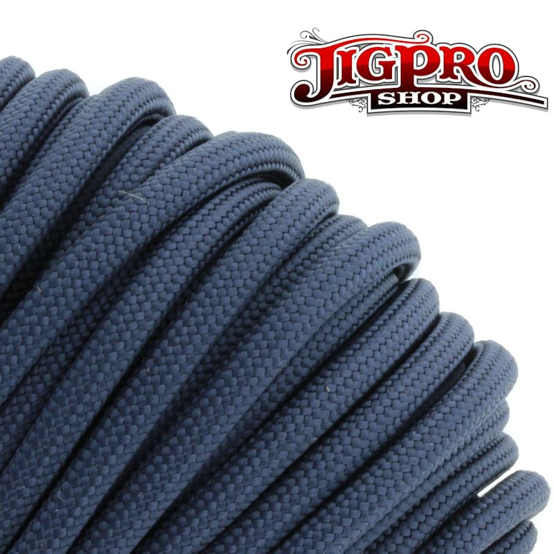 Navy Blue 550# Type III Paracord 100' S09