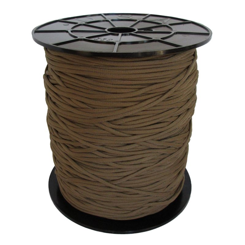 Coyote 550# Type III Paracord 1000' Spool SS24