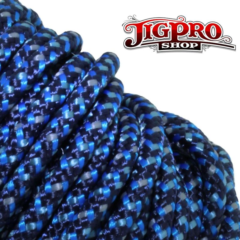 "Blue Spec 275# Tactical Cord 3/32"" x 100' TP13"