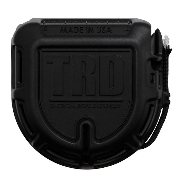 TRD - Tactical Rope Dispenser (Black)