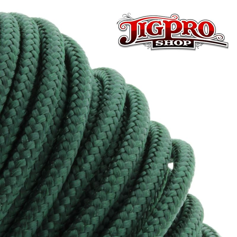 "Hunter Green 275# Tactical Cord 3/32"" x 100' TS15"